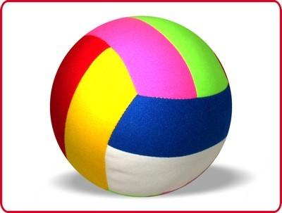 Мяч с погремушкой Шалун – Мякиши