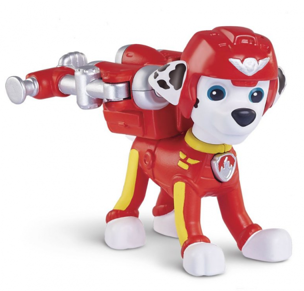 Paw Patrol: фигурка спасателя - воздушные спасатели Маршал