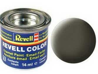 Краска для моделей Нато-оливковая матовая №46 - Revell