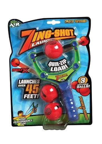 Игрушка Рогатка с мячиками Zing Shot - Zing Toys
