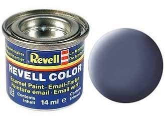 Краска для моделей серая матовая №57 - Revell