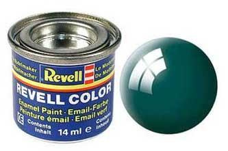 Краска для моделей цвета мха глянцевая № 62 - Revell