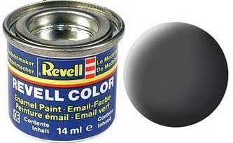 Краска для моделей оливково-серая матовая №66 - Revell