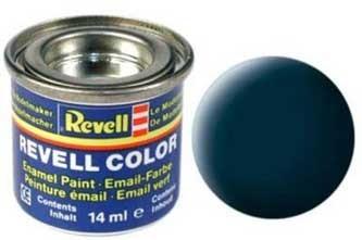 Краска для моделей цвета серого гранита матовая №69 - Revell
