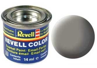 Краска для моделей каменно-серая матовая №75 - Revell