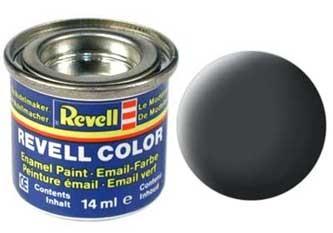 Краска для моделей цвета серой пыли матовая №77 - Revell