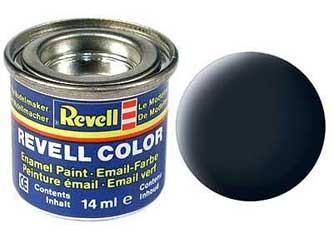 Краска для моделей цвета серой брони матовая №78 - Revell