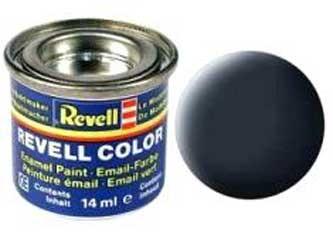 Краска для моделей сине-серая матовая №79 - Revell