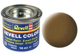 Краска для моделей цвета темной земли матовая №82 - Revell