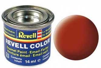 Краска для моделей цвета ржавчины матовая №83 - Revell