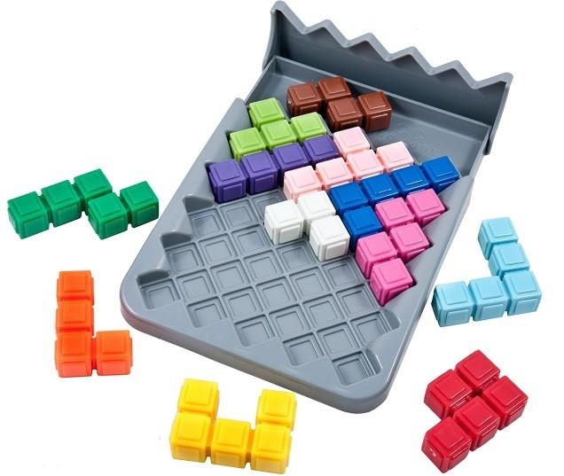 Головоломка: Лонпос Кубик Код 864