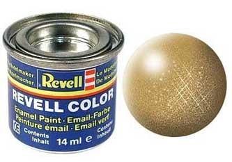 Краска для моделей латунь металлик №92 - Revell