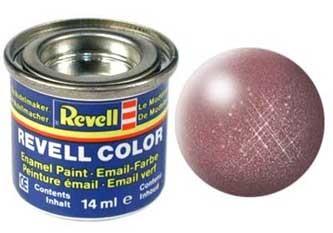 Краска для моделей медь металлик №93 - Revell