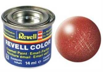 Краска для моделей бронза металлик №95 - Revell