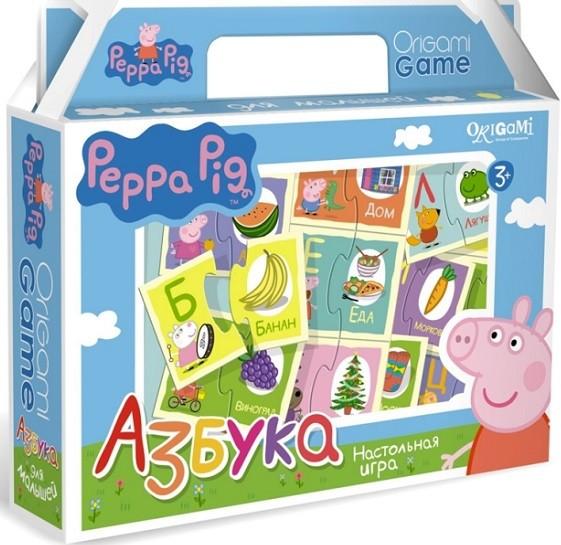 Настольная игра Peppa Pig: Азбука - Origami