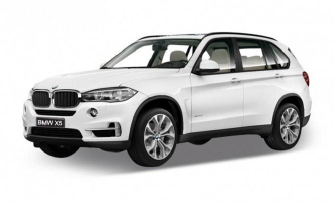 Модель машины BMW X5 - Welly