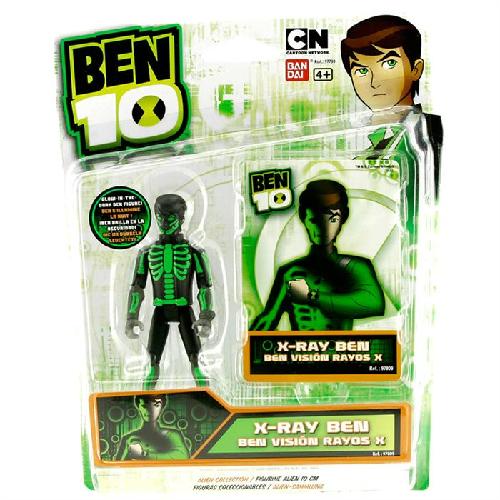 Бен 10: фигурка 10 см X-Ray