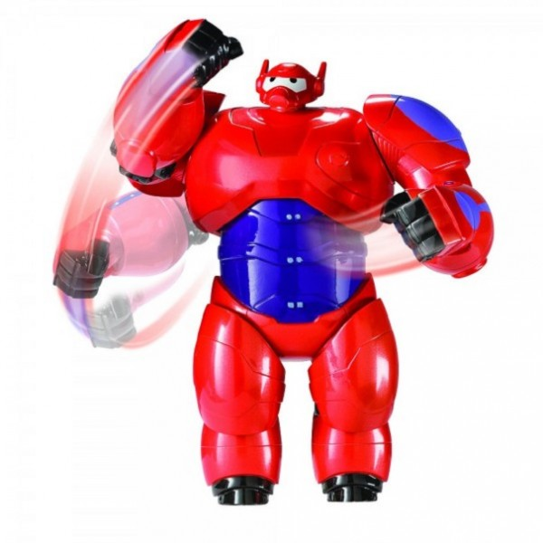 Big Hero 6: Фигурка 15см функциональная Беймакс - Bandai