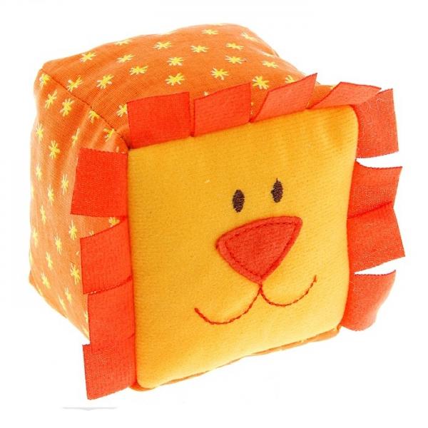 Кубик мягкий: ЗооМякиши. Львенок - Мякиши