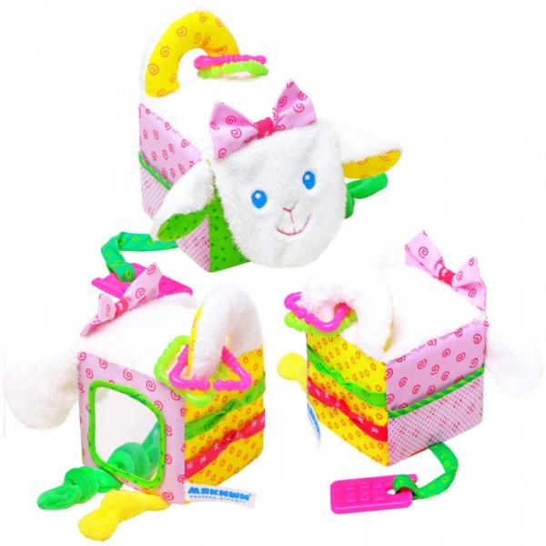 Кубик мягкий: Овечка - Мякиши