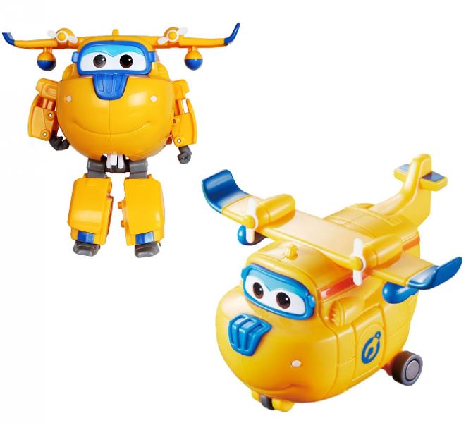 Супер Крылья: Трансформер Донни - Auldey