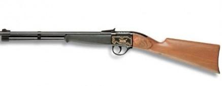 Игрушечное Ружье Bison Gewehr Western (13-зарядные пистоны) - Edison Giocattoli