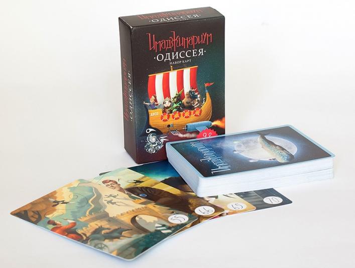 Дополнение к игре Имаджинариум: Одиссея - Stupid Casual