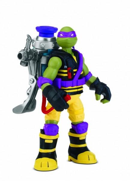 Черепашки Ниндзя: Мутагенный Донни фигурка 12 см - Playmates Toys