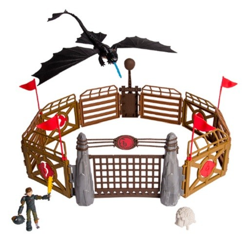 Dragons: Игровой набор Арена - Spin Master