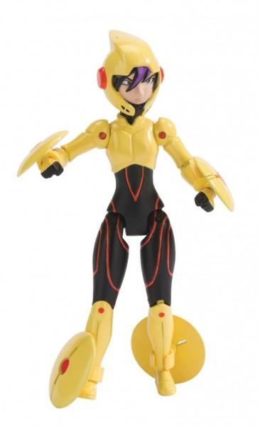 Big Hero 6: Фигурка 10см ГоГо Томаго - Bandai