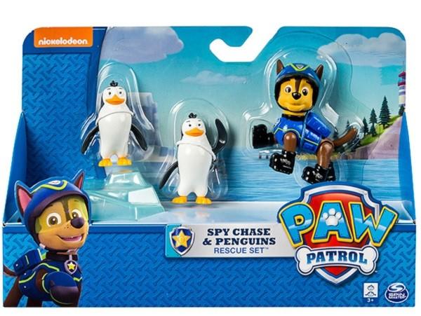 Paw Patrol фигурка спасателя с питомцем Гонщик – Spin Master
