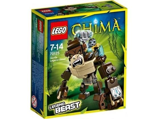 Легенды Чимы: Легендарные звери - Горилла