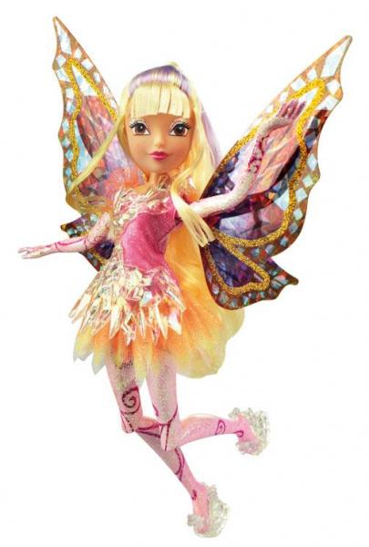 ВИНКС: Кукла Тайникс Стелла - Rainbow