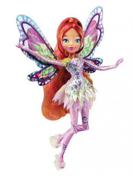 ВИНКС: Кукла Тайникс Флора - Rainbow