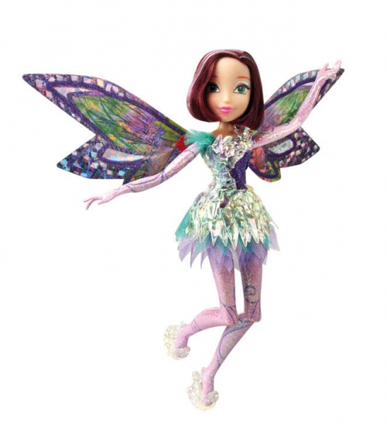ВИНКС: Кукла Тайникс Текна - Rainbow
