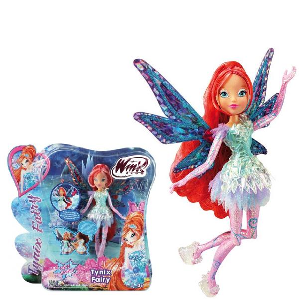 ВИНКС: Кукла Тайникс Блум - Rainbow