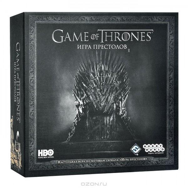 Настольная игра: Игра Престолов HBO - Мир Хобби