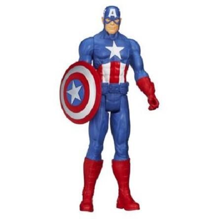 Avengers: Фигурка мстителя - Капитан Америка, 30 см. - Hasbro