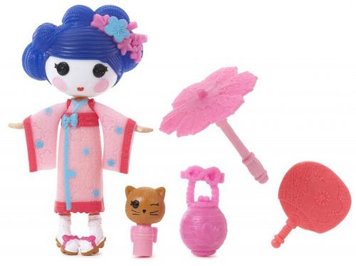 Лалалупси Мини 502296: Кукла Японка, Yuki Kimono – MGA