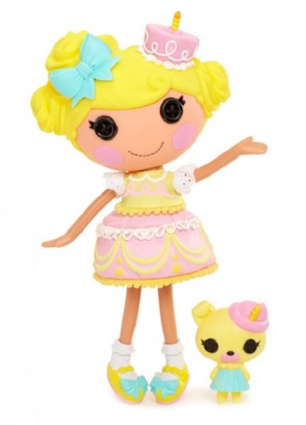 Лалалупси: Кукла Пироженка - MGA