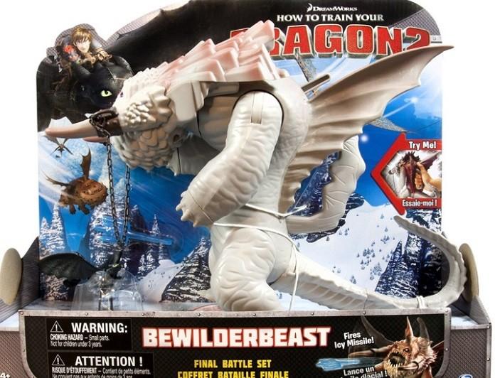 Dragons: Большой ледяной дракон - Spin Master