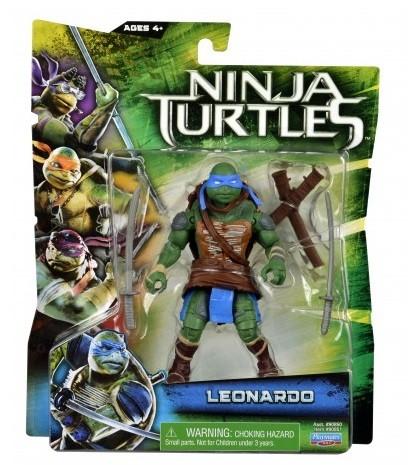 Черепашки Ниндзя Movie Line: Леонардо фигурка 12 см - Playmates Toys