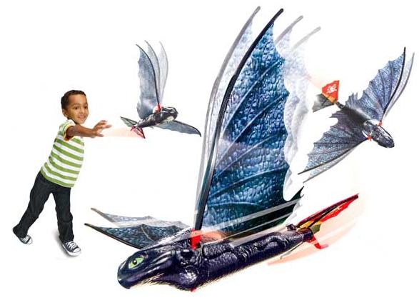 Dragons: Летающий Беззубик - Spin Master
