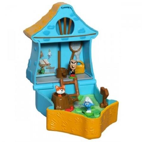 Смурфики: Игровой набор Маленький домик Гаргамеля - Jakks pacific