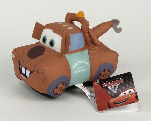 Тачки (Cars): Мягкая игрушка Мэтр 15 см.