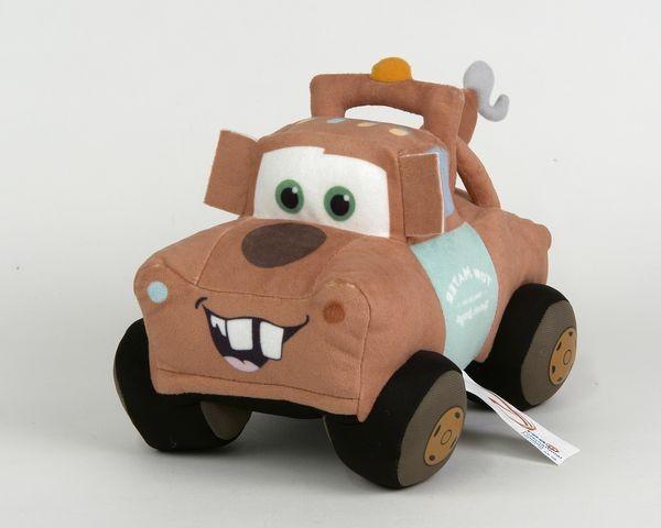 Тачки (Cars): Мягкая игрушка Мэтр 20 см.