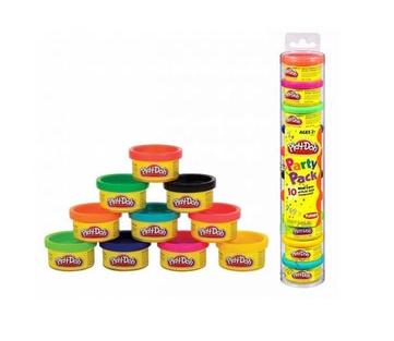 Play Doh: Набор пластилина для праздника в тубусе