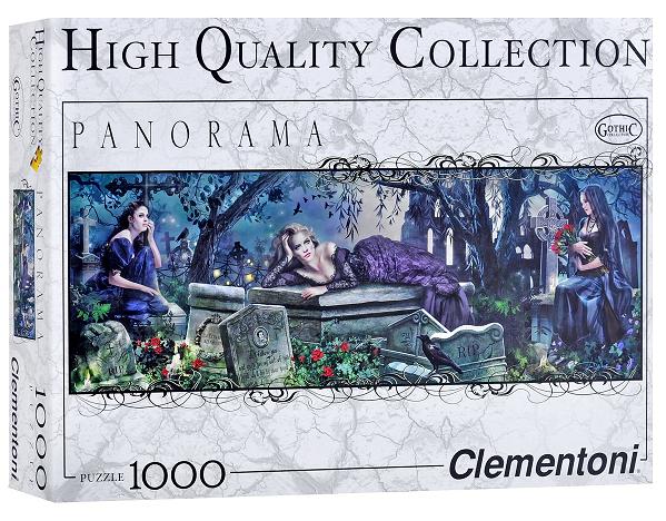 Пазл: Драженка КимпельТихий Шепот, 1000 элементов - Clementoni