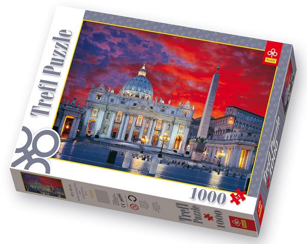 Пазл: Базилика, 1000 элементов - Trefl