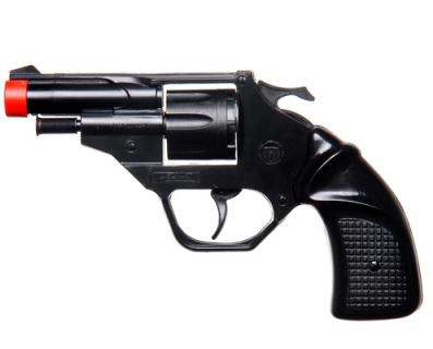 Игрушечный Пистолет Colibri Polizei (8-зарядные пистоны) - Edison Giocattoli